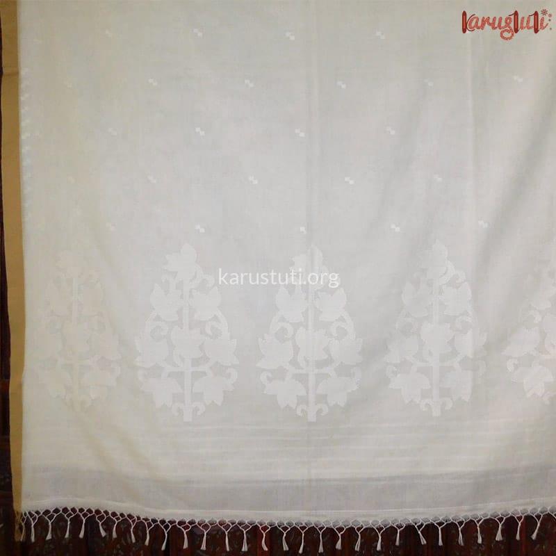 fine muslin cotton pitloom jamdani