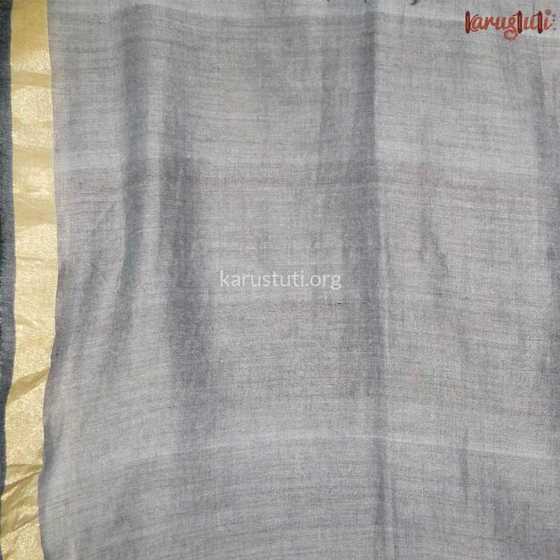 Luxurious Linen Jamdani Saree